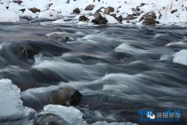 《古龙干桥下不冻河》摄影 王峰.webp.jpg