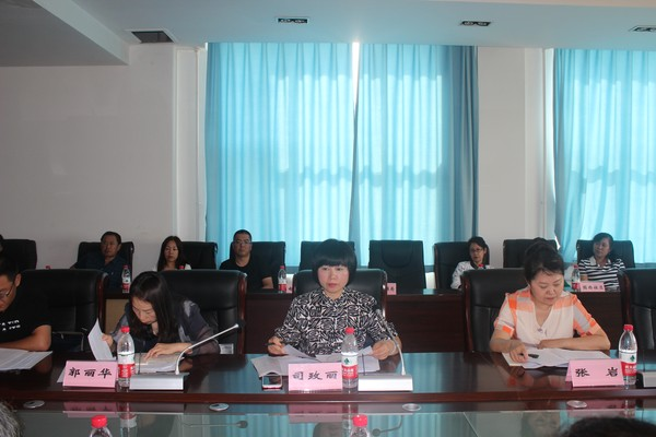 行署妇儿工委实施妇女儿童发展规划调研督导组深入我县检查指导工作