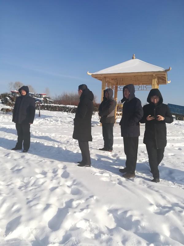 林管局副局长于志浩深入嘎拉河林场检查河长制工作落实情况