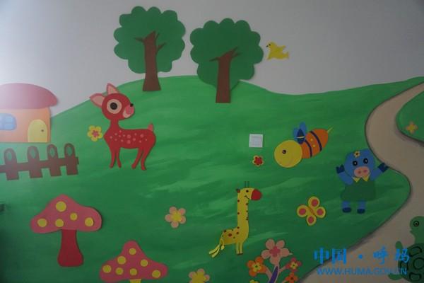 幼儿园画地球图片